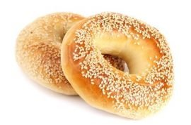 Organic Spelt Bagels
