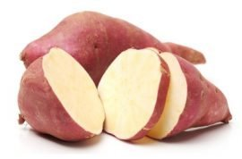 Organic White Sweet Potato