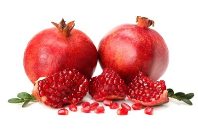 Organic Pomegrant