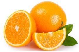 Organic Juicing Orange
