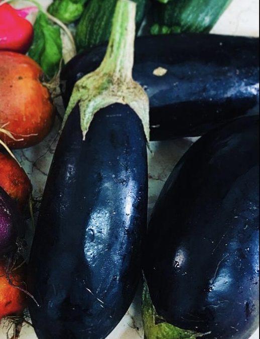 Babaganush (Eggplant Salad) – Salatim by Annael