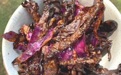 Jazzie's Balsamic Red Cabbage
