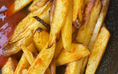 Jazzie's World's Best Fries!